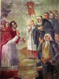 Altar da Carli Borromeo