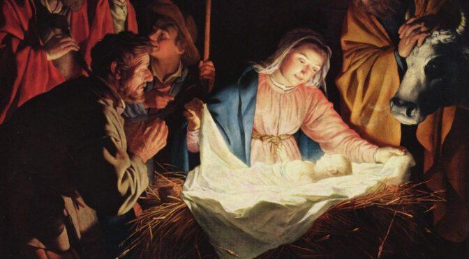 Gedanken zu Weihnachten B 2020 (Lk 2, 1-14)